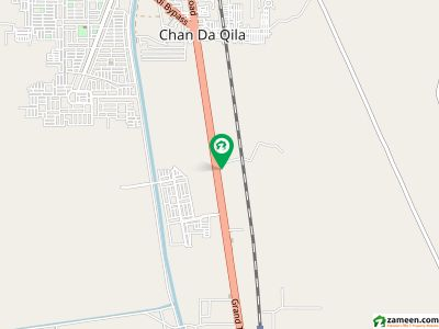5 Marla Residential Plot Is Available In Gt Road