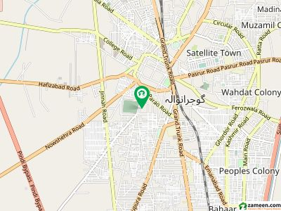 Commercial Plot Of 5 Marla Available In location