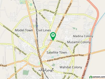 Plot Is Available For Sale At Sialkot Bypass