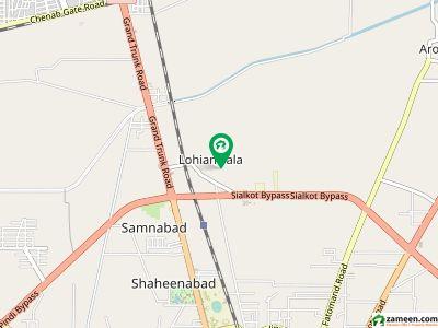 Plot For Sale - Pindi Bypass Main Gt Road Opposite Gift University Gujranwala