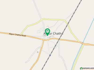 Ali Pur Bypass Chowk Lahore Road Gujranwala - Plot For Sale