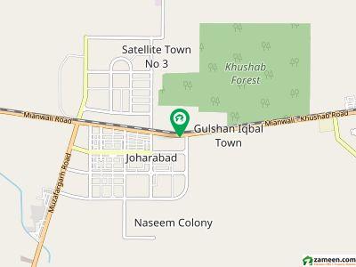 جوہر آباد روڈ خوشاب میں 5 کمروں کا 0.11 مرلہ مکان 40 لاکھ میں برائے فروخت۔