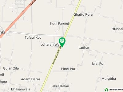 3 Marla Plots On 5 years Installments In Heavens Sialkot Alrehman Developers