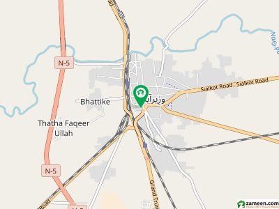 سرکلر روڈ وزیرآباد میں 5 کمروں کا 5 مرلہ مکان 36 لاکھ میں برائے فروخت۔