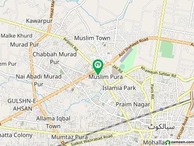 Plaza Available For Sale On Kotli Behram Sialkot Main Road