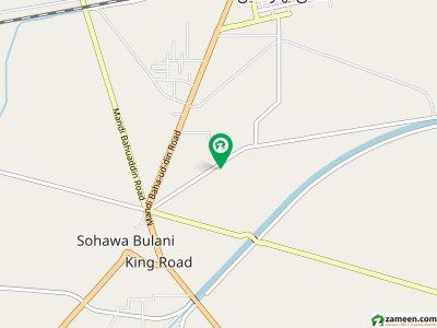 وسُو روڈ منڈی بہاؤالدین میں 5 کمروں کا 10 مرلہ مکان 1.2 کروڑ میں برائے فروخت۔