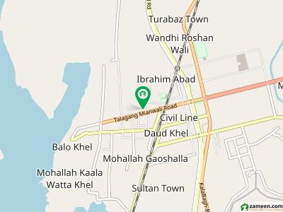 محلہ خانکی خیل میانوالی میں 26 کنال زرعی زمین 2.25 کروڑ میں برائے فروخت۔