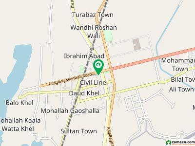 ادرز میانوالی میں 4 کمروں کا 7 مرلہ مکان 40 میں برائے فروخت۔