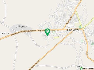 سرگوجرہ غربی چکوال میں 2 کمروں کا 5 مرلہ مکان 28 لاکھ میں برائے فروخت۔