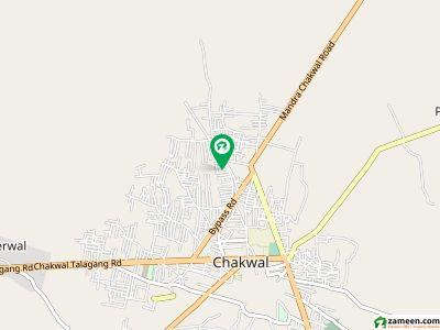 محلہ جعفرآباد چکوال میں 2 کمروں کا 5 مرلہ مکان 45 لاکھ میں برائے فروخت۔
