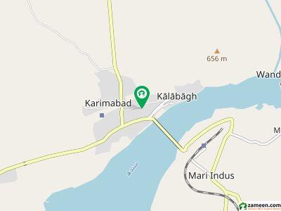 کالا باغ میانوالی میں 7 مرلہ رہائشی پلاٹ 62 لاکھ میں برائے فروخت۔