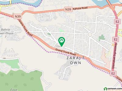 الغوریر گیگا ڈی ایچ اے ڈیفینس فیز 2 ڈی ایچ اے ڈیفینس اسلام آباد میں 5 مرلہ عمارت 9.5 کروڑ میں برائے فروخت۔