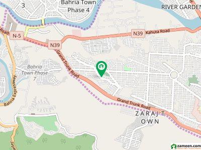 1 Kanal Plot Street 2 Corner Facing Park Available For Sale DHA 2 Islamabad