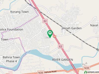 سوان گارڈن ۔ بلاک جی سوان گارڈن اسلام آباد میں 4 مرلہ کمرشل پلاٹ 70 لاکھ میں برائے فروخت۔