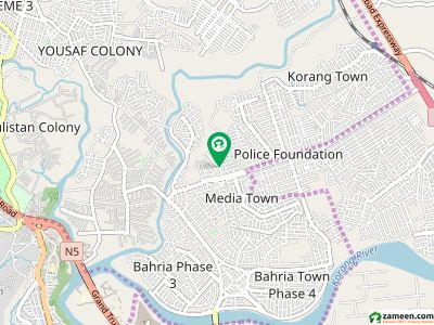 Residential Plot For Sale Situated In Media Town