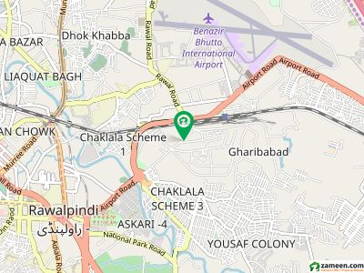 Single Storey House Is Available For Sale In Chaklala Homes