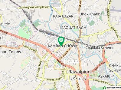 بابو محلہ راولپنڈی میں 5 مرلہ پلاٹ فائل 1.12 لاکھ میں برائے فروخت۔