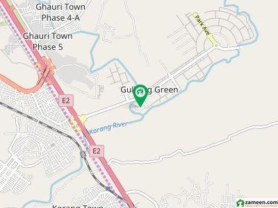 گلبرگ بزنس پارک گلبرگ اسلام آباد میں 8 مرلہ دفتر 3.9 کروڑ میں برائے فروخت۔