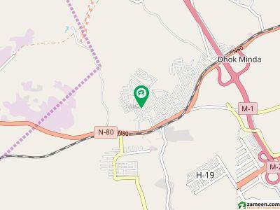 فضائیہ ہاؤسنگ سکیم بلاک ایف فضائیا هاوسنگ سکیم ترنول اسلام آباد میں 12 مرلہ رہائشی پلاٹ 40 لاکھ میں برائے فروخت۔