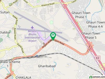 ایئر پورٹ روڈ راولپنڈی میں 2 کمروں کا 7 مرلہ مکان 15 ہزار میں کرایہ پر دستیاب ہے۔