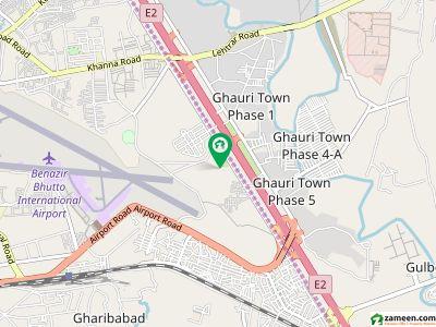دی سپرنگز اسلام آباد میں 2 کمروں کا 5 مرلہ فلیٹ 1 کروڑ میں برائے فروخت۔