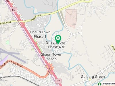 Plot Is Available For Sale Ghouri Town Phase 4