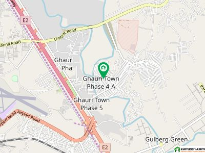 Commercial Plot For Sale In Beautiful Ghauri Town