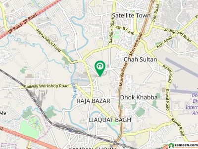 Single Story House For Sale In Jamia Masjid Road