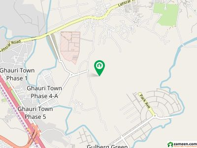 In Ghauri Town 1125  Square Feet Plot File For Sale