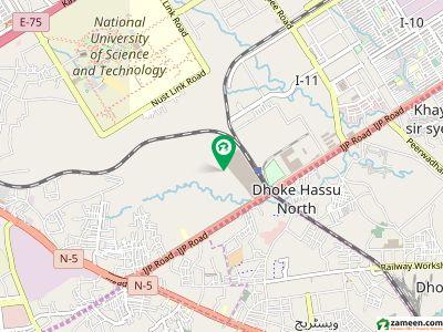 I-12/4 Plot Near By Uni Road VVip Location 30x60