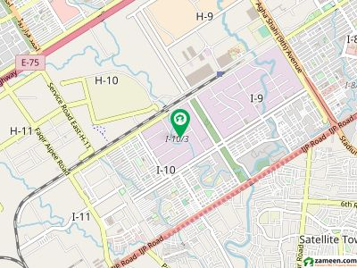آئی ۔ 10/3 آئی ۔ 10 اسلام آباد میں 6.67 کنال صنعتی زمین 32 کروڑ میں برائے فروخت۔