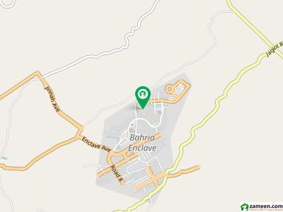 286 Square Yards Plot Is Available For Sale In Bahria Enclave Sector A