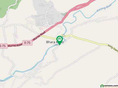 پرنس روڈ بہارہ کھوہ اسلام آباد میں 10 مرلہ عمارت 1.9 کروڑ میں برائے فروخت۔