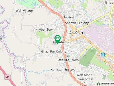 آصف آباد واہ میں 3 کمروں کا 4 مرلہ مکان 45 لاکھ میں برائے فروخت۔