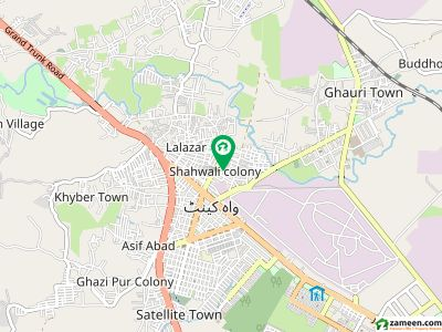 Our House Is In A Prime Location Its Right Next To The Famous Asif Sohail Clinic And Qazi Clinic