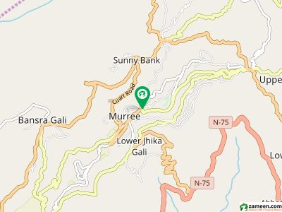 10 Marla Residential Plot For Sale In Murree