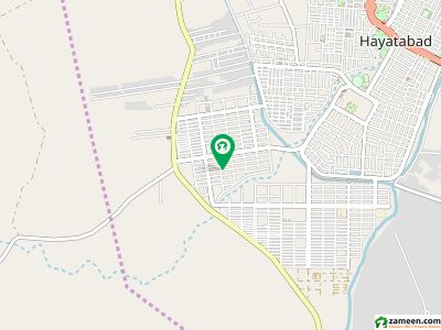 4500  Square Feet Residential Plot Available For Sale In Hayatabad, Peshawar