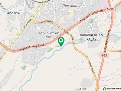 سرحد یونیورسٹی رِنگ روڈ پشاور میں 8 مرلہ مکان 1.2 کروڑ میں برائے فروخت۔