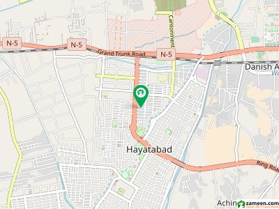 1 Kanal House For Sale In Hayatabad Phase 4 Sector P1