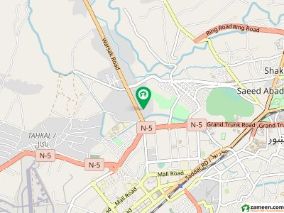 گرین کاٹیج ورسک روڈ پشاور میں 7 کمروں کا 10 مرلہ مکان 2. 7 کروڑ میں برائے فروخت۔