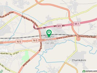 Main Gt Road Near Pir Zakori Shareef Flyover