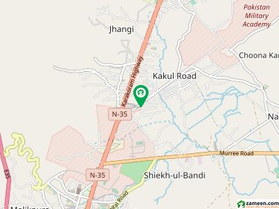 Kakul Road - Upper Portion Is Available For Rent