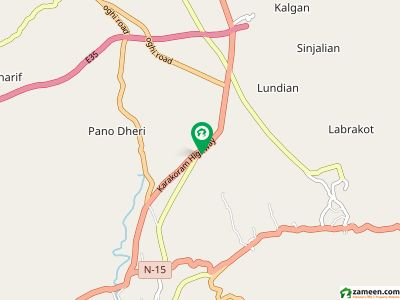 قراقرم ہائی وے مانسہرہ میں 5 کمروں کا 5 مرلہ مکان 95 لاکھ میں برائے فروخت۔