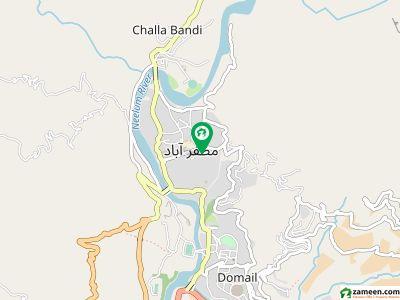 Furnished 9 Marla House For Rent    Sethi Bagh Qazi Muhalla Muzaffarabad