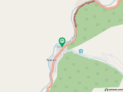 3 kanal Commercial Plot in Naran City