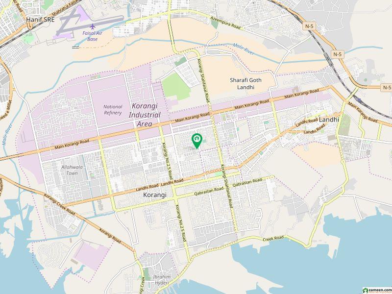 زمان ٹاؤن کورنگی کراچی میں 8 کمروں کا 10 مرلہ مکان 4.01 کروڑ میں برائے فروخت۔