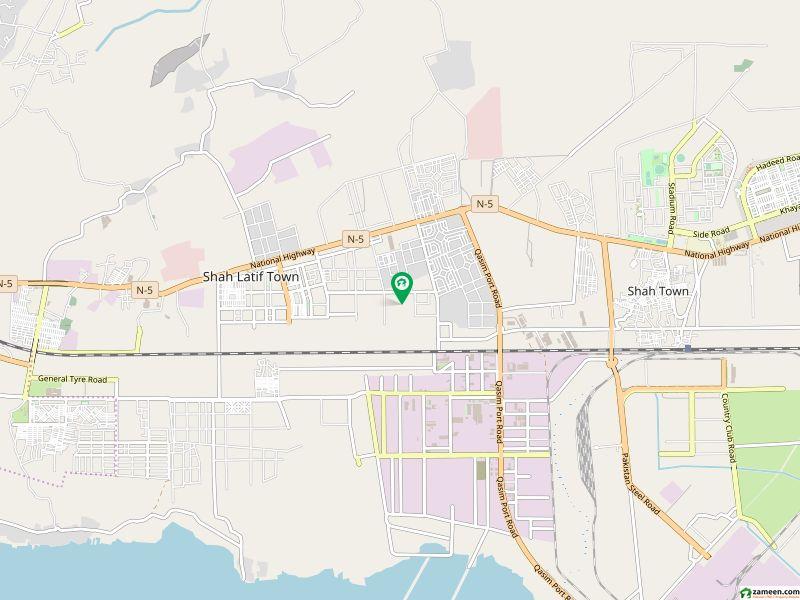 شاہ لطیف ٹاؤن بِن قاسم ٹاؤن کراچی میں 3 کمروں کا 5 مرلہ مکان 16 ہزار میں کرایہ پر دستیاب ہے۔