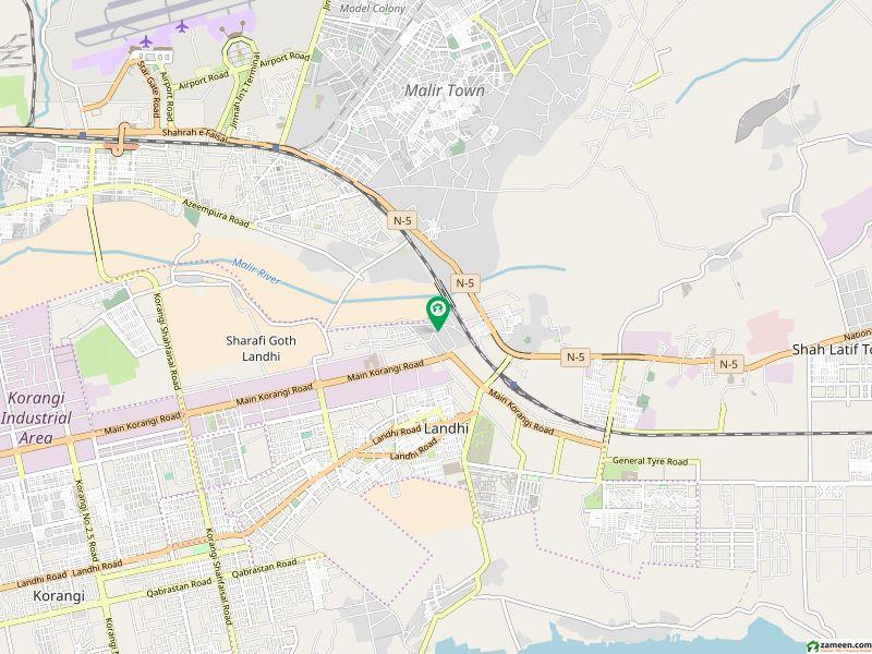 فیوچر کالونی لانڈھی کراچی میں 3 کمروں کا 6 مرلہ مکان 30 لاکھ میں برائے فروخت۔