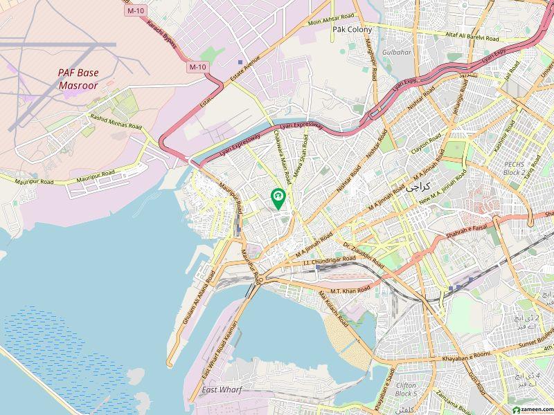 بغدادی لیاری ٹاؤن کراچی میں 3 کمروں کا 4 مرلہ فلیٹ 15 ہزار میں کرایہ پر دستیاب ہے۔