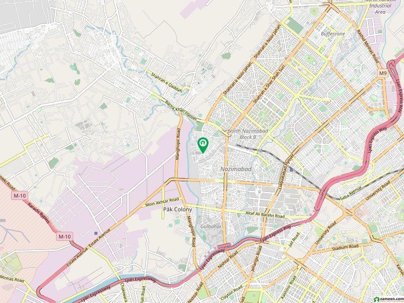ناظم آباد - بلاک 5ای ناظم آباد کراچی میں 3 کمروں کا 5 مرلہ مکان 1.45 کروڑ میں برائے فروخت۔